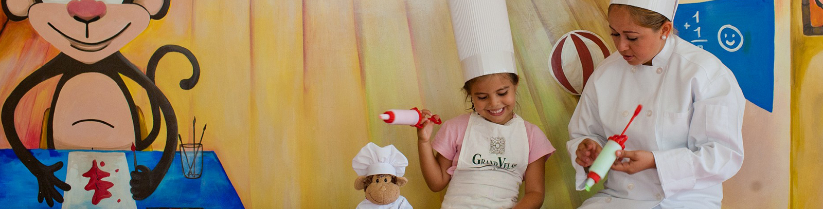 Kids' Club en Grand Velas Riviera Nayarit