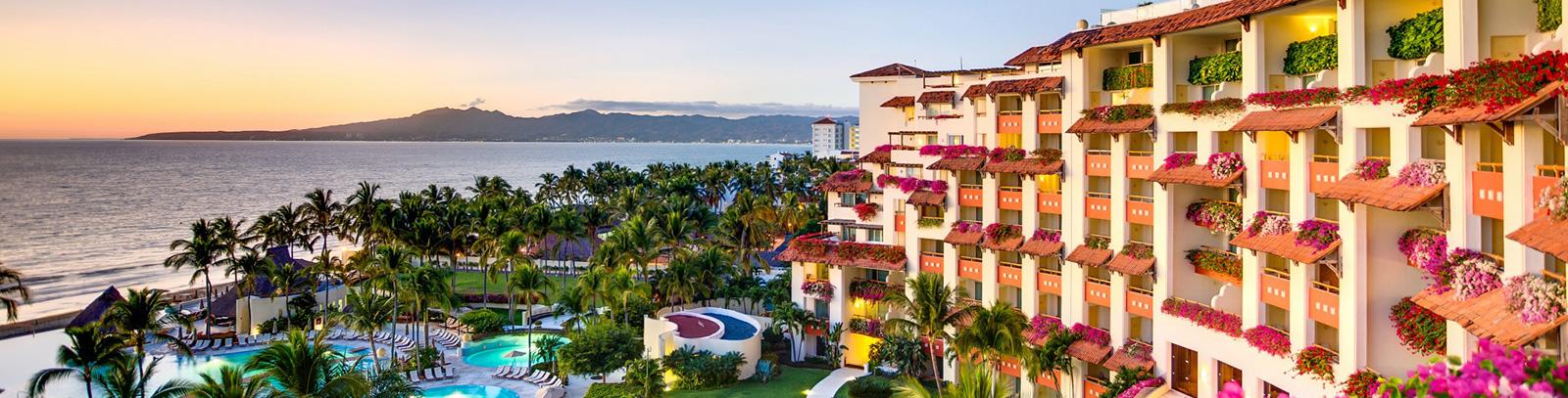 Ubicación de Grand Velas Riviera Nayarit, México