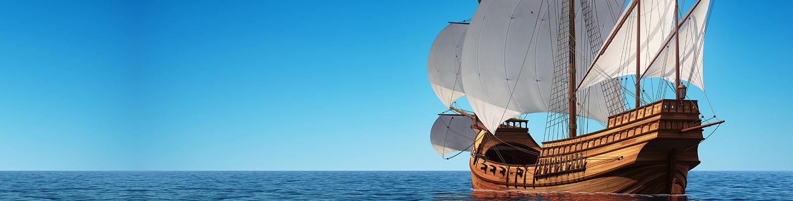 Marigalante Pirate Ship en Mexico