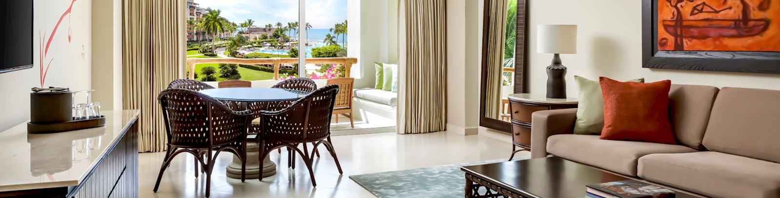 Suite Master Queen en Grand Velas Riviera Nayarit