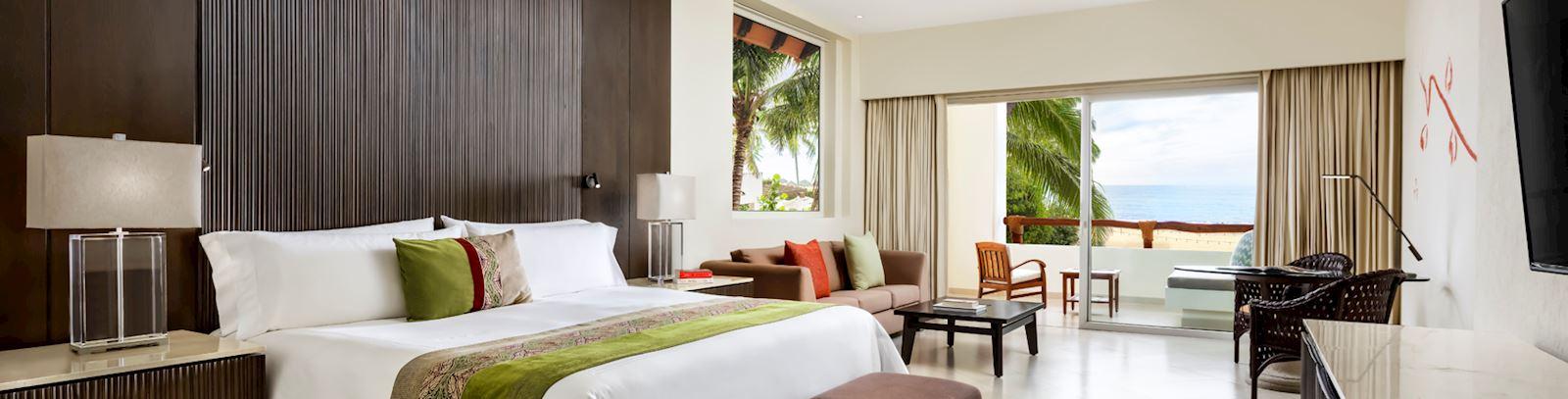 Master Suite Frente al Mar en Grand Velas Riviera Nayarit