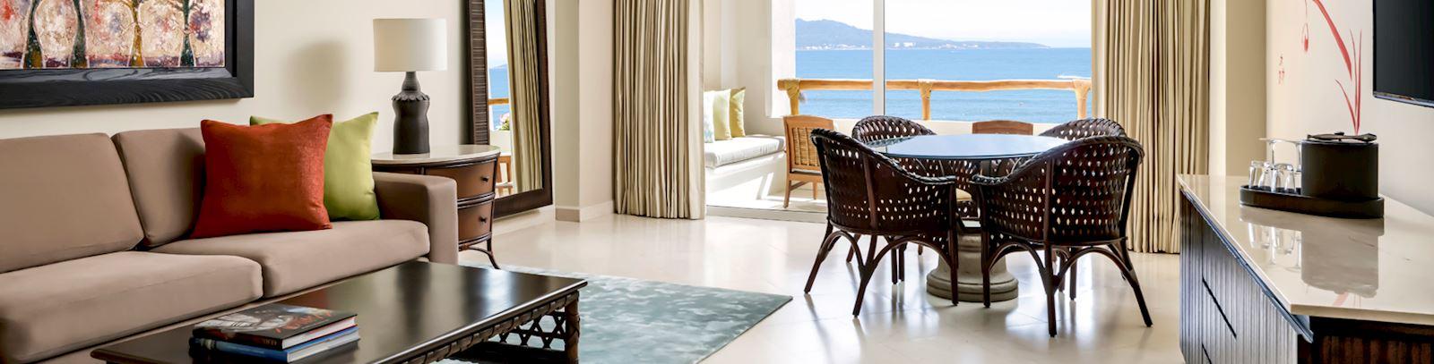 Master Suite Vista al Mar en Grand Velas Riviera Nayarit