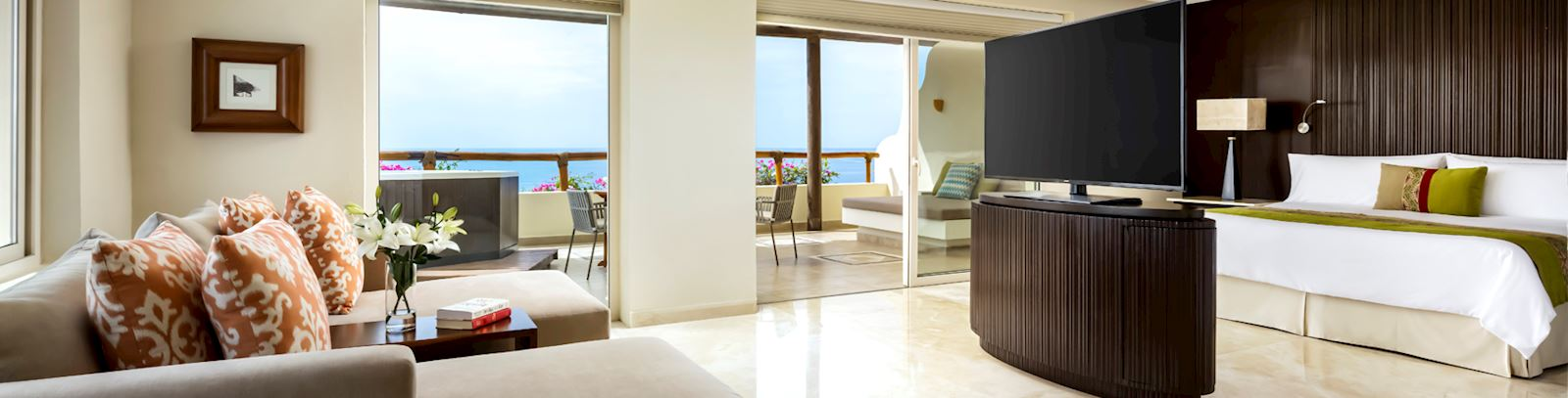Suite Ambassador Grand Class en Grand Velas Riviera Nayarit
