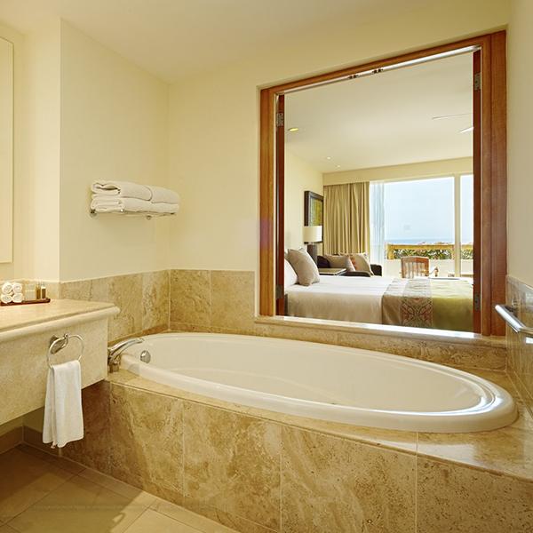 Amenidades de Tocador en Suite Master King de Grand Velas Riviera Nayarit