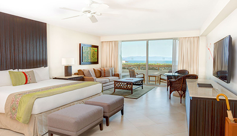 Suite Master King en Grand Velas Riviera Nayarit