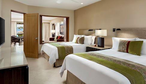 Suite Master Queen Suite en Grand Velas Riviera Nayarit