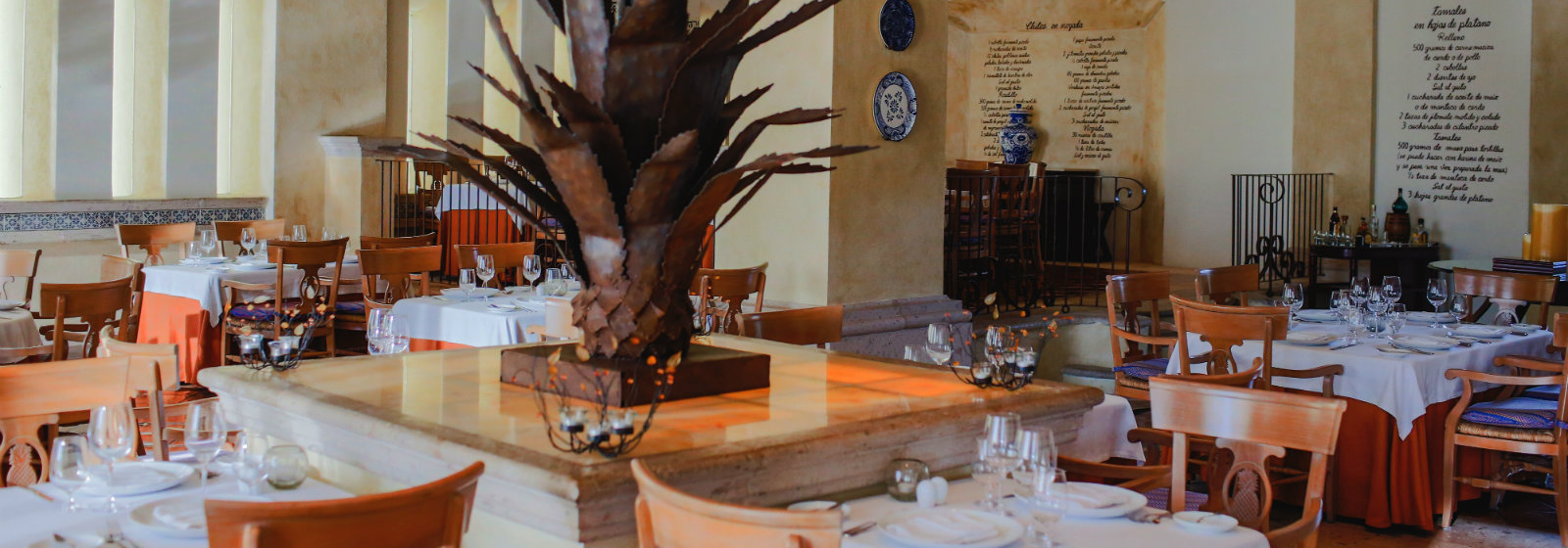 Restaurante Mexicano Frida en Grand Velas Riviera Nayarit