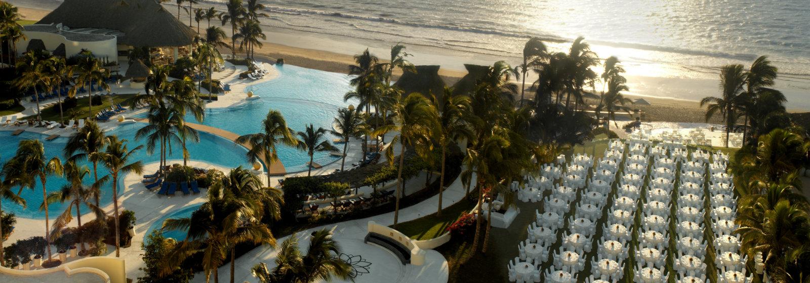 Espacios para Grupos y Convenciones en Grand Velas Riviera Nayarit
