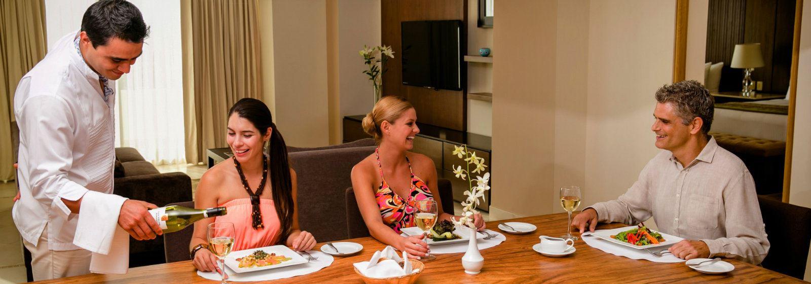 Suite Service en Grand Velas Riviera Nayarit