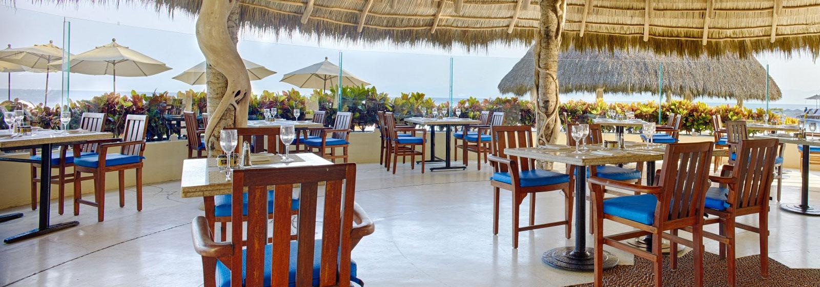 Restaurante Selva del Mar en Grand Velas Riviera Nayarit