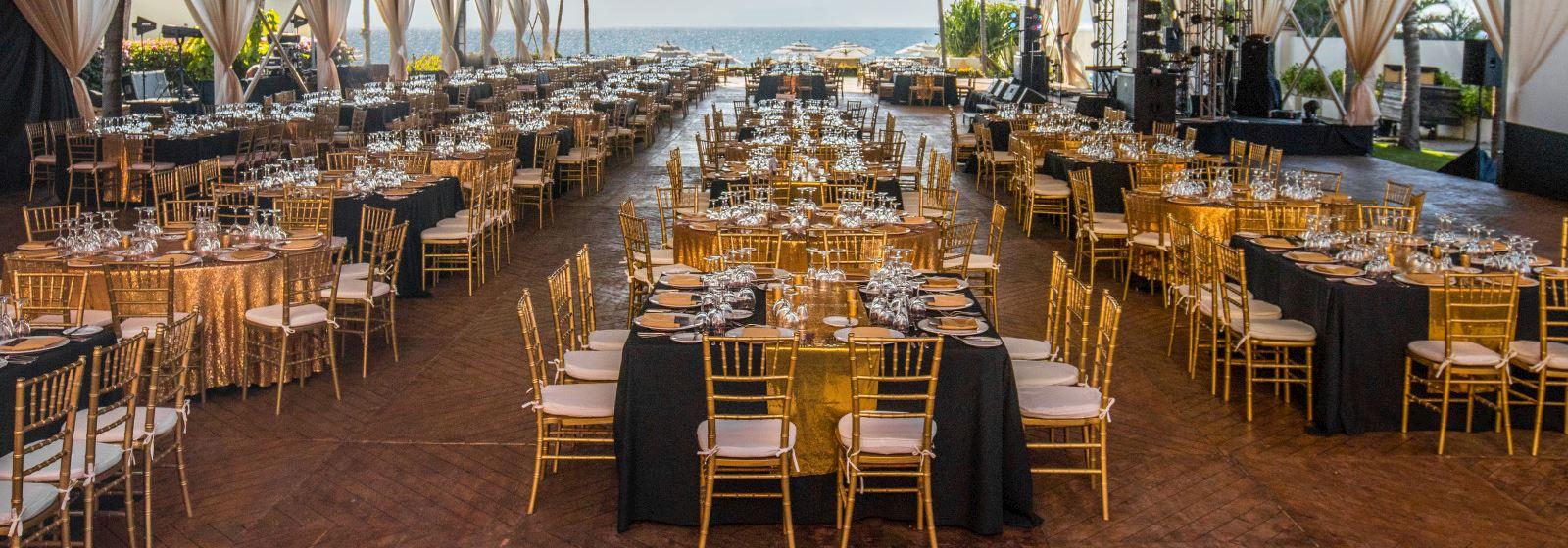 Eventos y Reuniones en Grand Velas Riviera Nayarit para Grupos y Convenciones