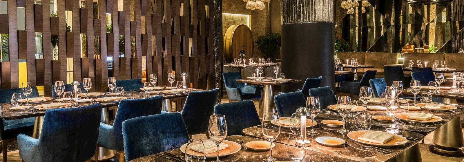 Restaurante Italiano Lucca en Grand Velas Riviera Nayarit