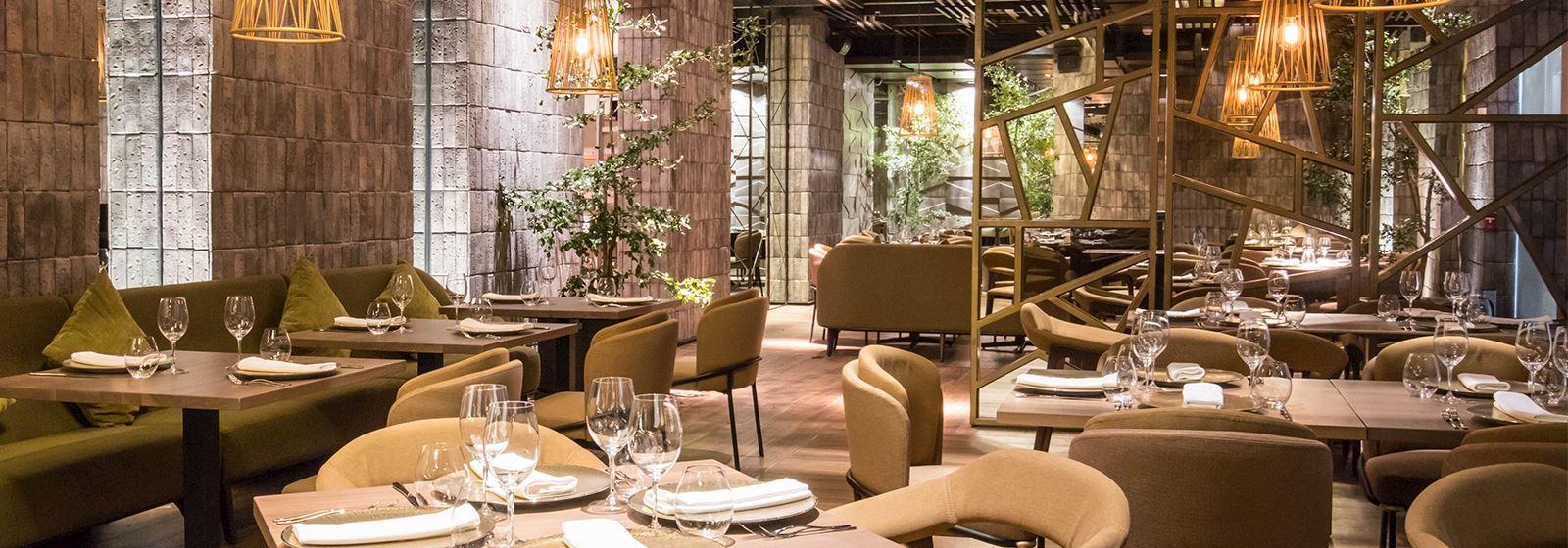 Restaurante Mexicano Asiático en Grand Velas Riviera Nayarit
