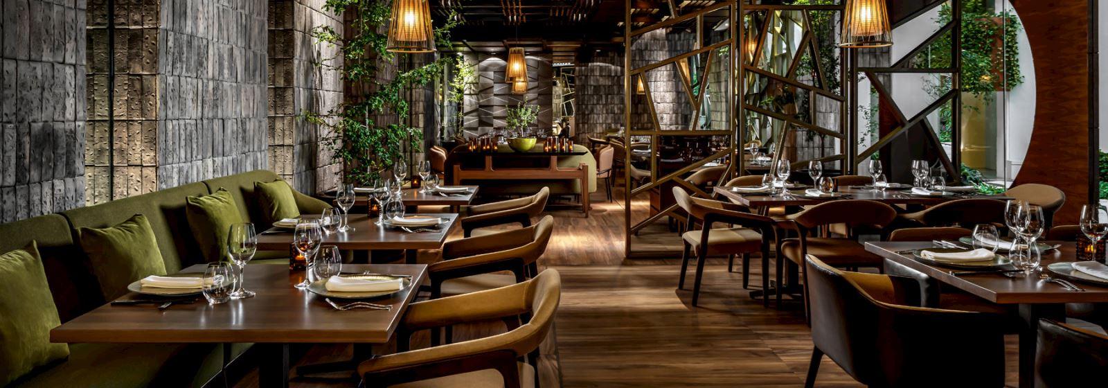 Restaurantes en Grand Velas Riviera Nayarit
