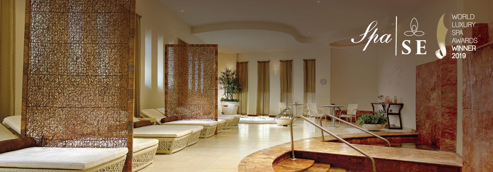 Instalaciones de Spa en Grand Velas Riviera Nayarit