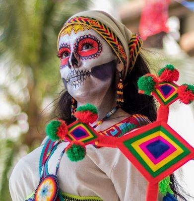 Dia de Muertos Grand Velas Riviera Nayarit