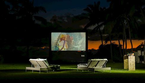 Cinema en familia - grand velas riviera nayarit