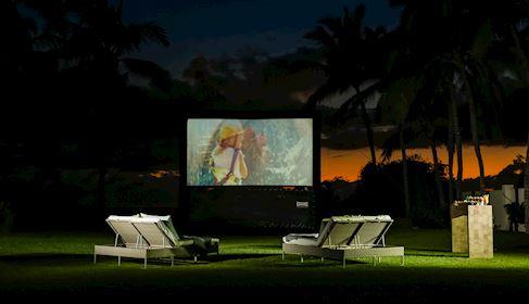 Cinema en familia - grand velas riviera nayarit