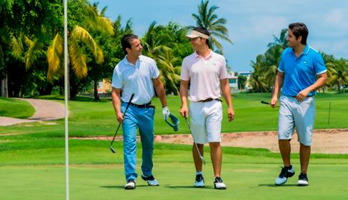 Paquete de Golf en Grand Velas Riviera Nayarit