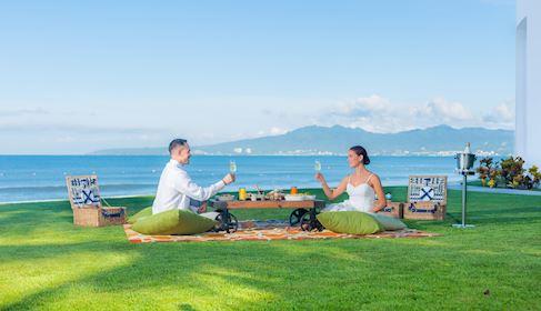 picnic para enamorados