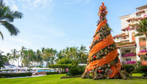 Paquete de Navidad y Año Nuevo en Grand Velas Riviera Nayarit