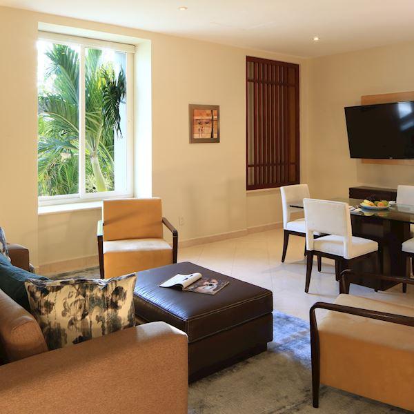 Amenidades en Suite Gobernador de Una Recámara en Grand Velas Riviera Nayarit