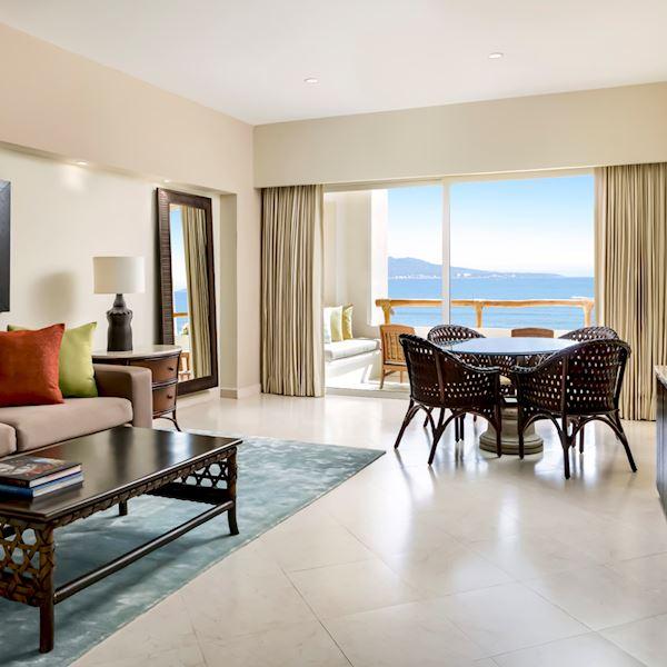 Amenidades en Suite Parlor en Grand Velas Riviera Nayarit