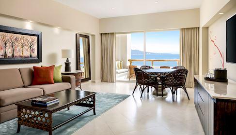 Parlor Suite en Grand Velas Riviera Nayarit