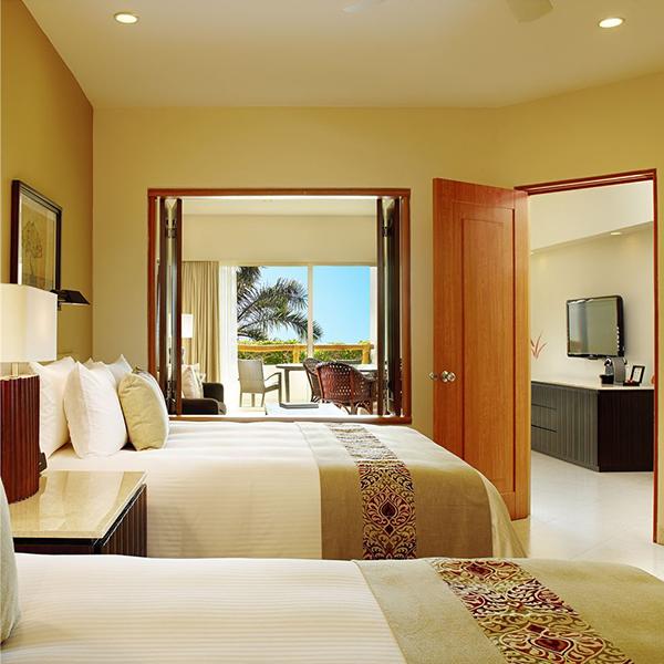 Suite Parlor King - Todo Incluido de Lujo Grand Velas Riviera Nayarit