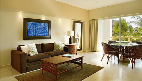 Suite Parlor King en Grand Velas Riviera Nayarit