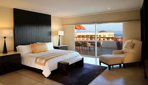 Suite Presidencial de Dos Recámaras en Grand Velas Riviera Nayarit
