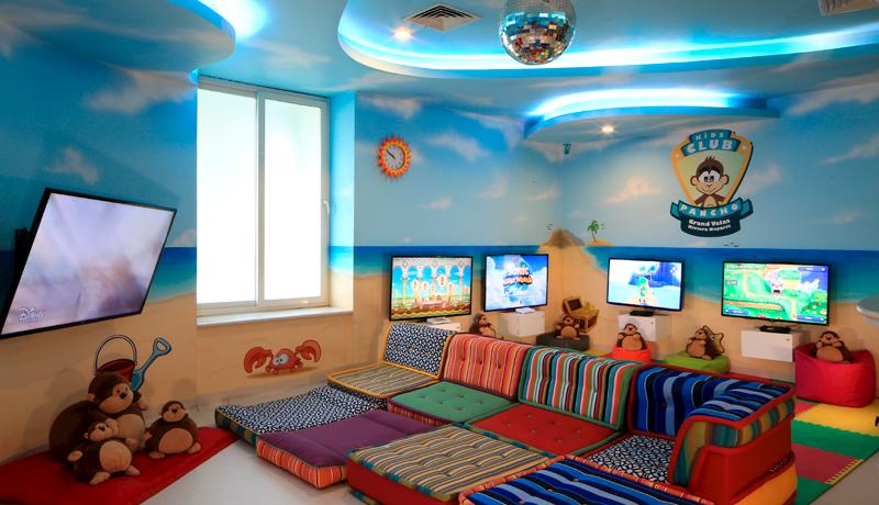 Kids' Club en Grand Velas Riviera Nayarit