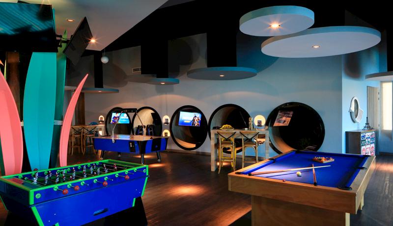 Teens' Club en Grand Velas Riviera Nayarit