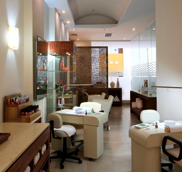 Salón de Belleza en Grand Velas Riviera Nayarit