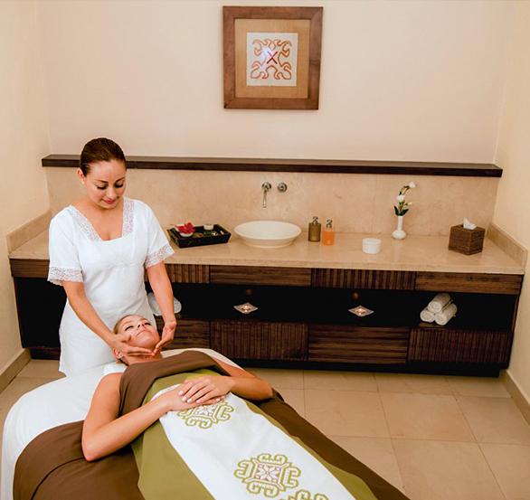 Servicios Spa en Grand Velas Riviera Nayarit