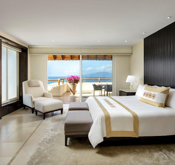 Suite Presidencial de Dos Recámaras de Grand Velas Riviera Nayarit