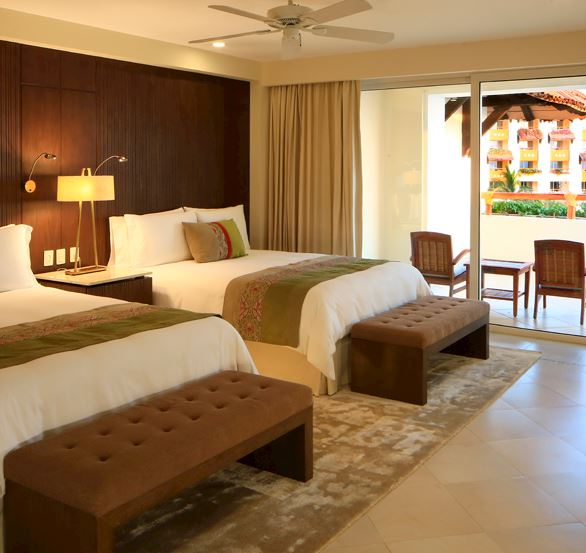 Suite Familiar de Dos Recámaras de Grand Velas Riviera Nayarit
