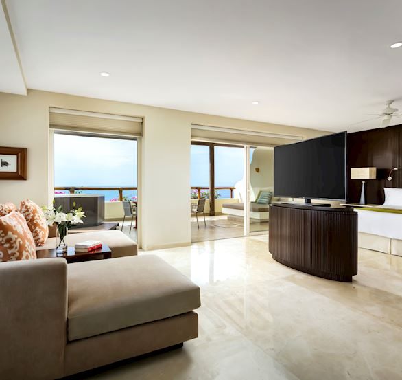 Suite Ambassador Grand Class de Grand Velas Riviera Nayarit