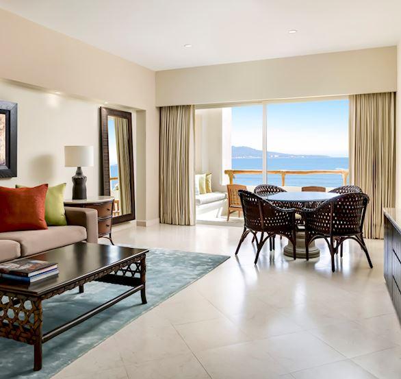 Master Suite Vista al Mar de Grand Velas Riviera Nayarit