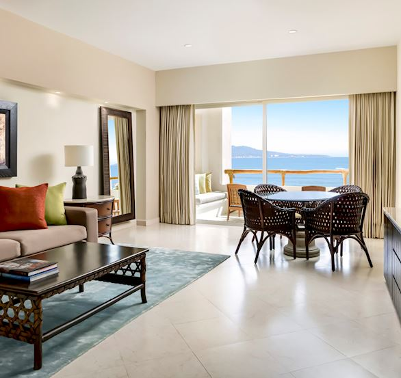 Master Suite Vista al Mar de Grand Velas Riviera Nayarit