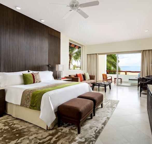 Suite Parlor King de Grand Velas Riviera Nayarit