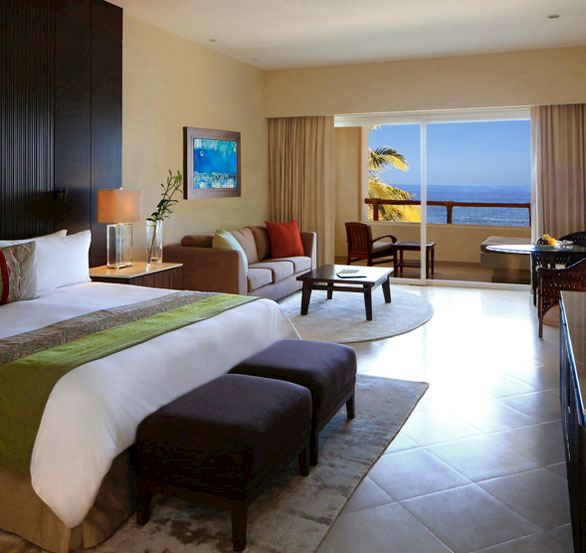 Suite Parlor King de Grand Velas Riviera Nayarit