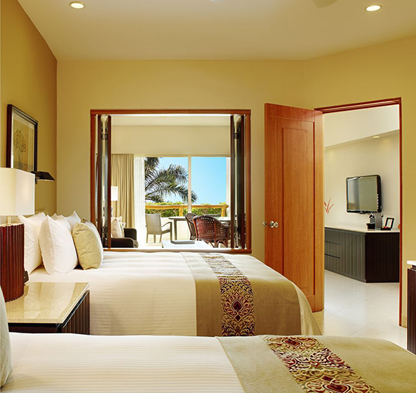 Suite Parlor de Grand Velas Riviera Nayarit