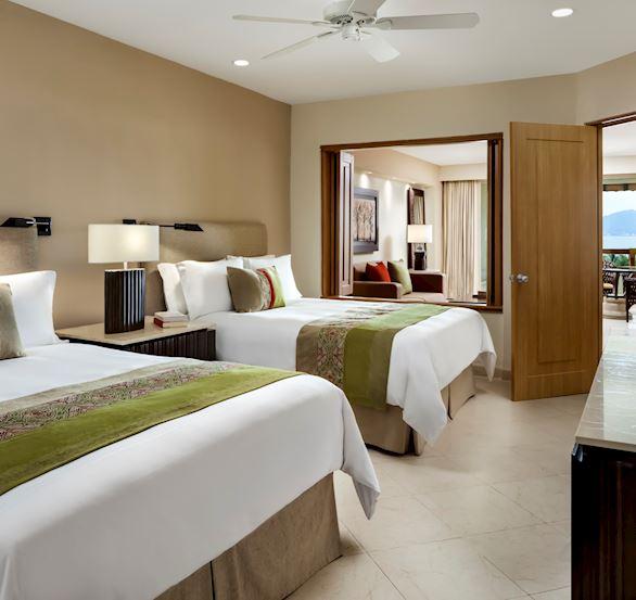 Parlor Suite Con Vista Al Mar de Grand Velas Riviera Nayarit