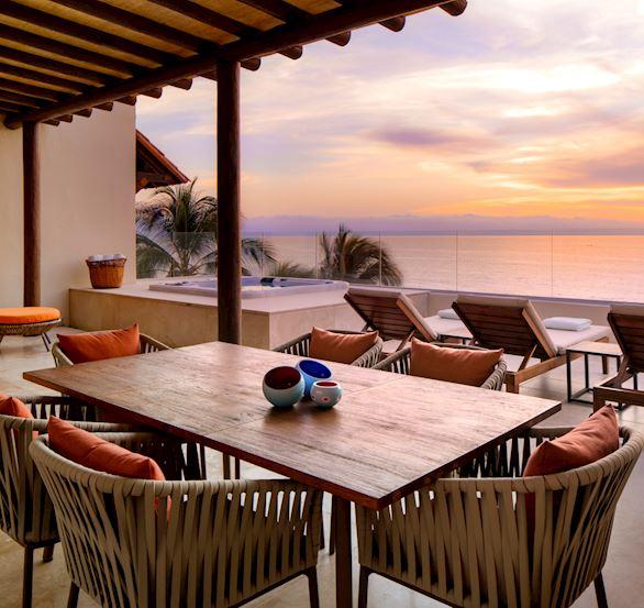 Suite Imperial Spa de Grand Velas Riviera Nayarit