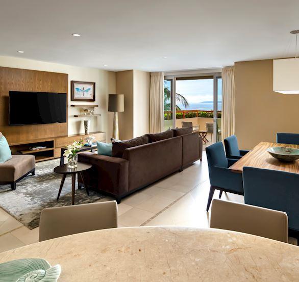 Suite Familiar de Dos Recámaras de Grand Velas Riviera Nayarit