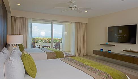 Suite Familiar de Dos Recámaras en Grand Velas Riviera Nayarit
