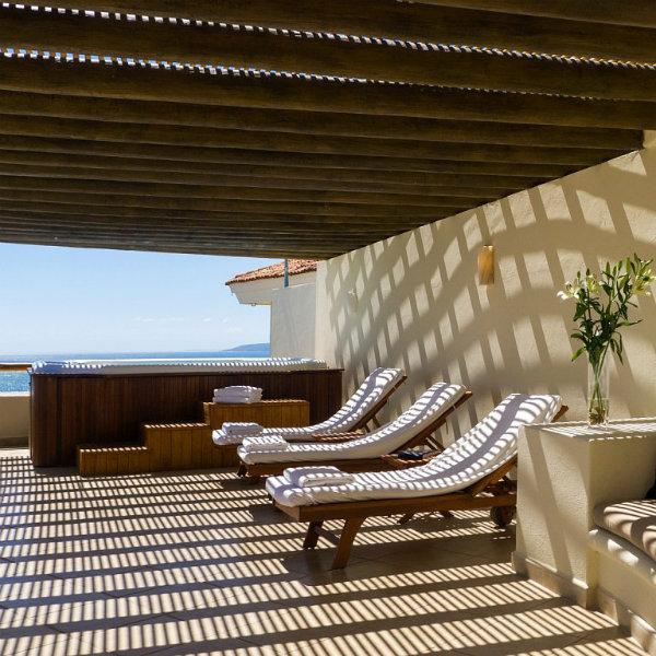 Amenidades de Tocador en Suite Presidencial de Dos Recámaras de Grand Velas Riviera Nayarit