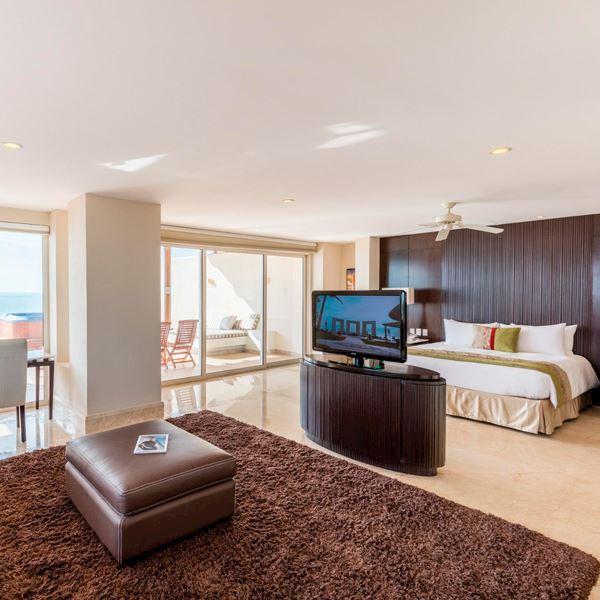 Amenidades en Suite Presidencial de Dos Recámaras en Grand Velas Riviera Nayarit