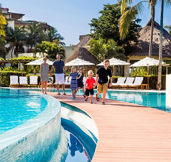 Paquetes Todo Incluido de Lujo en Grand Velas Riviera Nayarit
